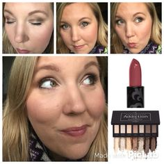 Loaded Lipstick and Palette #1