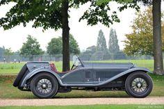 1932 Alfa Romeo 8C 2300 corto Zagato spider
