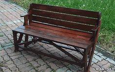 An ordinary bench?