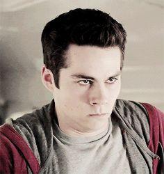 Dylan O'Brien as Stiles Stilinski 3x5  #TeenWolf #VOID Stiles #Nogitsune #Stiles Stilinski #mieczyslaw stilinski #SaveTeenWolf