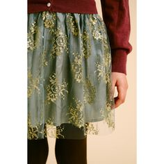 Fun idea for the Oliver + S Onstage Tutu Skirt