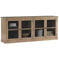 Shop for the Lexington Monterey Sands Sausalito Glass Door Stacking Unit at Jacksonville Furniture Mart - Your Jacksonville Areas, and servicing Gainesville, Palm Coast, Fernandina Beach Furniture & Mattress Store Home Decor Shops, Luxury Home Decor, Lexington Furniture, Tv Stand Cabinet, Lexington Home, Brown Wood, Adjustable Shelving, Dining Set, Home Furnishings