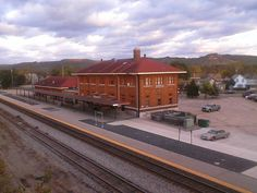 The Amtrak depot in LaCrosse | Flickr - Photo Sharing!