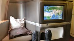 Cathay Pacific First Class 777-300ER Frankfurt FRA to Hong Kong HKG Review: Around The World - Everybody Hates A Tourist