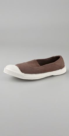 Bensimon tennis flats - but which color? $57