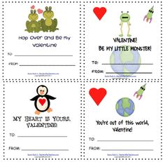 valentines - Valentines For Students