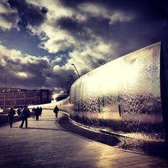 Sheffield is golden (photo by @ sottu on IG) #socialsheffield #sheffield