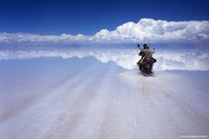 Salar De Uyuni, Bolivia | Salar de Uyuni - Bolivia - Taringa!