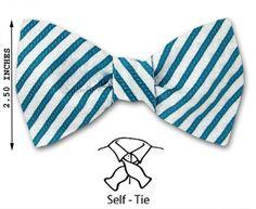 Self - Tie Bow Tie