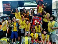 Bloco do Binguelo promove festa pré-Carnaval em Pinheiros