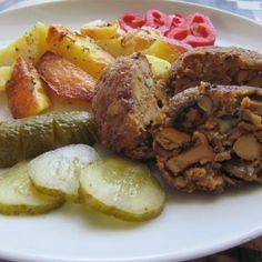 Myslíme si, že by sa vám mohli páčiť tieto piny - Sausage, Beef, Food, Meat, Sausages, Essen, Meals, Yemek, Eten