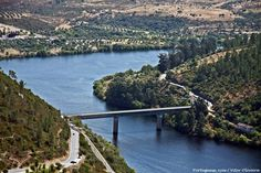 Rio Tejo - Vila Velha de Ródão - Portugal