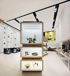 ...Takhassussi Patchi Shop / Lautrefabrique Architectes | ArchDaily