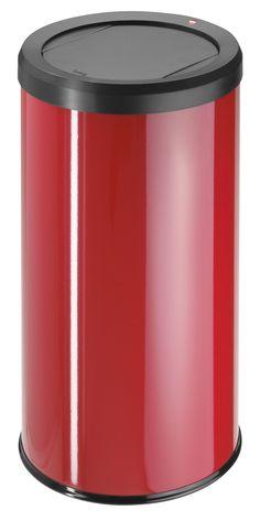 Big Bin 11.88 Gallon Swing-Top Steel Trash Can
