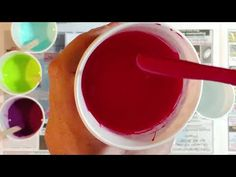 How to Mix Paint for a Successful Acrylic Pour! (055) - YouTube