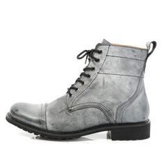 deepstyle - Genuine Leather Ankle Boots