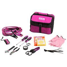 The Original Pink Box PB1EKIT Emergency Kit for Vehicles The Original Pink Box