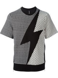 Shop Neil Barrett jacquard knit shirt in Twist'n'Scout from the world's best independent boutiques at farfetch.com. Shop 400 boutiques at one address.