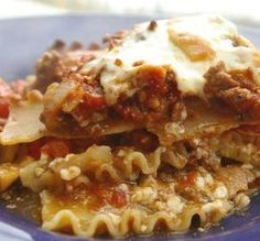 """Vegetable Lasagna: """"Wonderful and so easy! Also a great and delicious way to clean up the veggie drawer."""" -ellie_"""