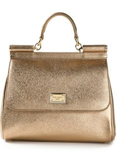 DOLCE and GABBANA 'Miss Sicily' Tote-- can we say need this