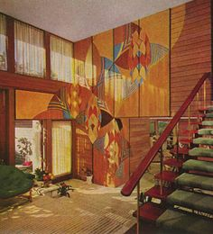 bogk house mural - Google Search