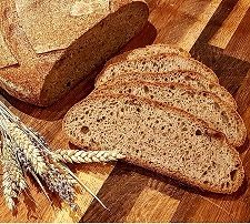 No knead bread - Weizenmehl Gluten Free Banana Bread, Banana Bread Recipes, Paleo Recipes Easy, Gluten Free Recipes, Irish Soda Bread Recipe, No Knead Bread, Food Humor, Bakery, Food And Drink