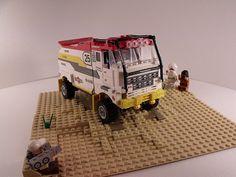paris-dakar rally-raid truck - a photo on Flickriver