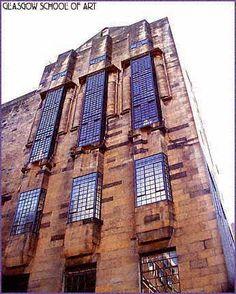 Charles Rennie Mackintosh's Glasgow School of Art