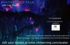Avatar Tech Talk www.vfxlearning.com/avatar