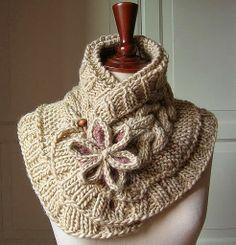 Santa Clara Artesanato: Golas de lã