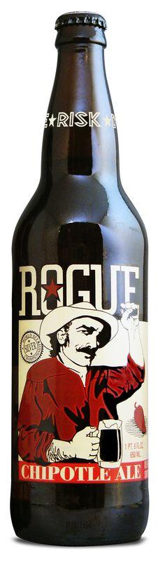 Chipotle Ale - Rogue Ales