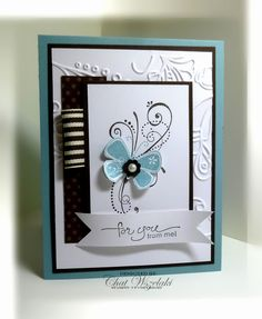 Me, My Stamps and I: From Me to You, stampin up