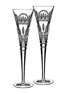 Waterford Irish Lace Flute