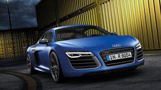 Motor-News: R8-Topmodell ab Ende '12  Credit: Werk/Audi