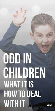 How to discipline a child with ODD parenting strategies. Gentle parenting and peaceful parenting are good tips. Step Parenting, Parenting Toddlers, Parenting Hacks, Bad Kids, Crazy Kids, Peaceful Parenting, Gentle Parenting, Oppositional Defiant Disorder Strategies, Social Stories Autism