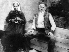 Марија и Петар Принцип, Гаврилови родитељи. Marija and Petar Princip, parents of Gavrilo Princip