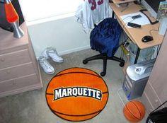 Marquette University Basketball Mat