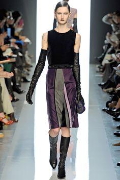 Bottega Veneta Fall 2012 Ready-to-Wear Fashion Show - Mackenzie Drazan