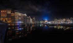 Amsterdam.  City and architecture photo by remoscarfo http://rarme.com/?F9gZi
