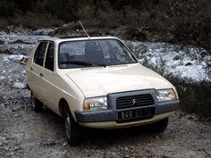 Citroën Visa Club 1978-1980 vue AV - photo Citroën | Auto Forever