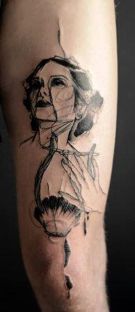Black Ink Tattoo Toronto