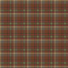 Hanley Plaid - Celadon - Plaids & Checks - Fabric - Products - Ralph Lauren Home - RalphLaurenHome.com