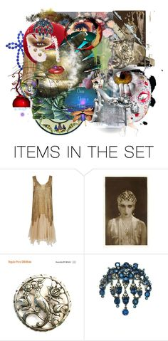 """""""Once Upon a Time"""" by plumsandhoneyvintage ❤ liked on Polyvore featuring art"""