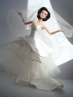 barbie wedding gowns by Nega__, via Flickr..1...4 qw