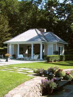 Poolhouse, Greenfield Hill