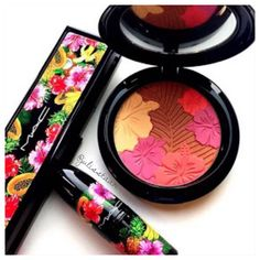 MAC Cosmetics is giving us total Carmen Miranda vibes with its latest collection There are two kinds of makeup junkies, those that are totally into packaging and those who believe it's what's on Tom Ford Makeup, Mac Makeup, Makeup Geek, Makeup Stuff, Makeup Tips, Mac Collection, Makeup Collection, Tequila, Tips & Tricks