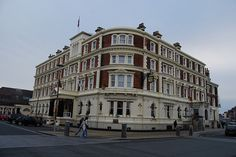 The Queen Hotel, Chester, UK