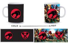Thundercats Heat Sensitive Mug: Amazon.co.uk: Kitchen & Home