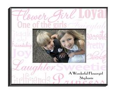 Bridal Gifts Frame $26.99