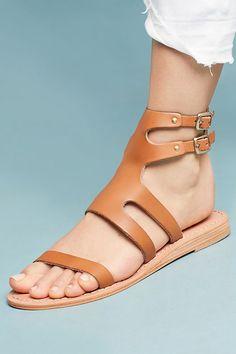 Slide View: 1: Chelsea Crew Gladiator Sandals